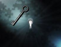 Enigma Immagine Stock Libera da Diritti