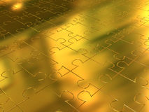 Enigma Imagem de Stock