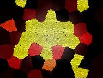 Enigma abstrato ilustração royalty free