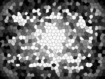 Enigma abstrato ilustração stock