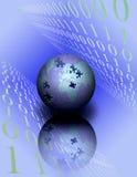 Enigma binário Fotos de Stock