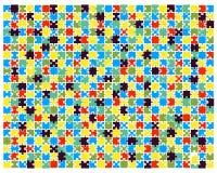 Enigma brilhante colorido Imagens de Stock Royalty Free