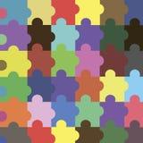 Enigma da textura da ilustração Imagens de Stock Royalty Free