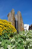 Enigma fontanna w Wielkim Malvern obraz stock