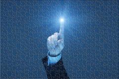 Enigma futurista Foto de Stock