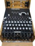 Enigma maszyna obraz stock