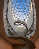 Enigma schody w St Petersburg obrazy stock