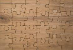 Enigmas de madeira naturais da textura recolhidos Imagem de Stock Royalty Free