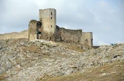 Enisala fortress Stock Image