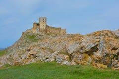 Enisala Fortress, Romania Stock Image