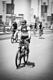 Enjeu dimanche - de cycle élan 94.7 - 2010 Photo libre de droits