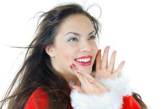 Enjoy Christmas Royalty Free Stock Photos