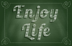 Enjoy Life Royalty Free Stock Photo