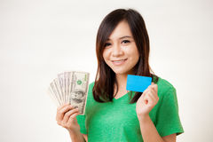 Enjoy making some money with this Royalty Free Stock Image