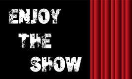 Enjoy the show Stock Photos