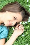Enjoy the Spring Royalty Free Stock Photos