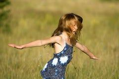Enjoy summer Stock Photography