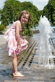 Enjoy a summer Royalty Free Stock Images