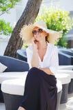 Enjoy Summer Holiday Stock Image