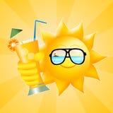 Enjoy summer Stock Photo