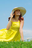 Enjoy summer time Stock Photo