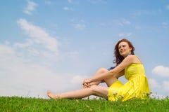 Enjoy summer time Royalty Free Stock Image