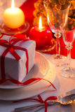 Enjoy your Christmas dinner Royalty Free Stock Images