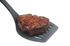 Enjoy your steak Royalty Free Stock Images