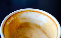 Enjoyable Coffee Royalty Free Stock Photography