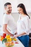 Enjoying healthy lifestyle. Royalty Free Stock Image