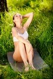 Enjoying nature. Stock Photography