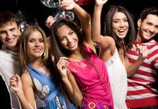 Free Enjoying Party Royalty Free Stock Image - 6911756