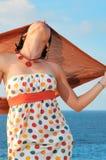 Enjoying the summer Royalty Free Stock Images
