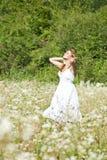 Enjoying the sun Royalty Free Stock Photo