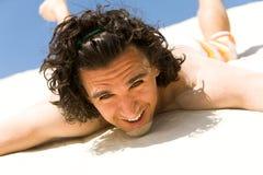 Enjoying sunny day Royalty Free Stock Image