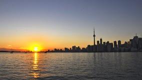 Enjoying the view Ontario lake Royalty Free Stock Images