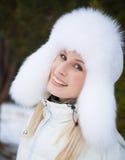 Enjoying winter Royalty Free Stock Photos
