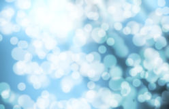 enkel att använda blå bokeh för bakgrund Royaltyfria Foton