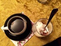 Enkel Desserts royalty-vrije stock fotografie