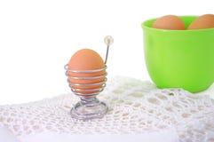enkel frukost Royaltyfri Fotografi
