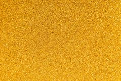 Enkel guld blänker bakgrund för olika projekt royaltyfri fotografi
