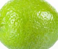 enkel limefrukt Arkivfoton