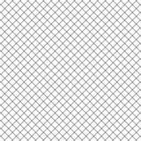 Enkel linje staket Pattern Background för kubfyrkantraster Arkivfoton