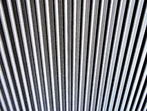 Enkel metallstruktur som en bakgrund - textur Arkivfoto