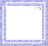 enkel ram royaltyfri illustrationer