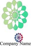 Enkel special logo för att brännmärka Fotografering för Bildbyråer