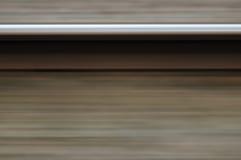 Enkel stång i rörelsesuddighet 03 Arkivfoton