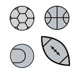 Enkel vektordesign för bästa varianter royaltyfri illustrationer