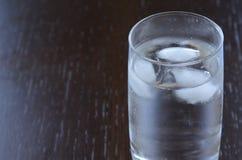 Enkel water royalty-vrije stock fotografie