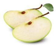 enkelt äpple Arkivfoton
